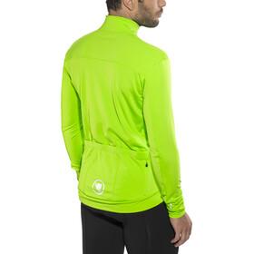 Endura Xtract Roubaix Longsleeve Jersey Herren hi-viz green